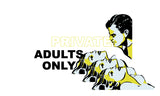 ADULTS ONLY TEE (WHITE)