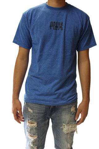 "PVT. - Dusse tee ""Heather Blue"""