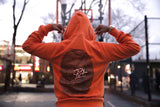 PVT. Braille Hoodie (Orange)
