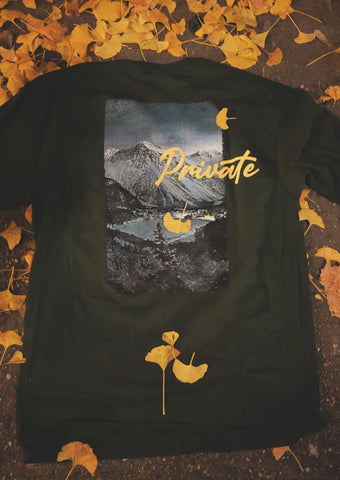 PVT. Snow Days Long Sleeve (Green)