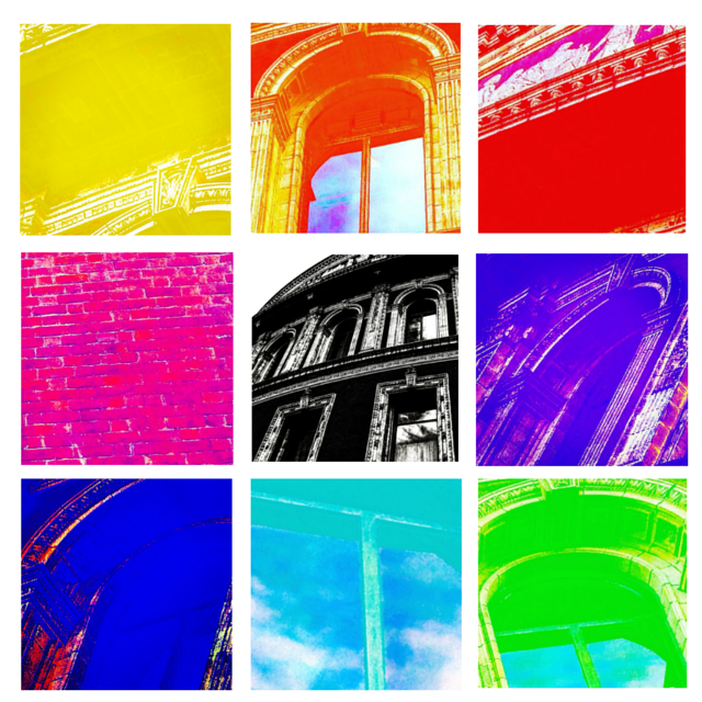 Love London Architecture?  Love Colour?  Why Not Check Out My Third Instagram Challenge Featuring the Royal Albert Hall!