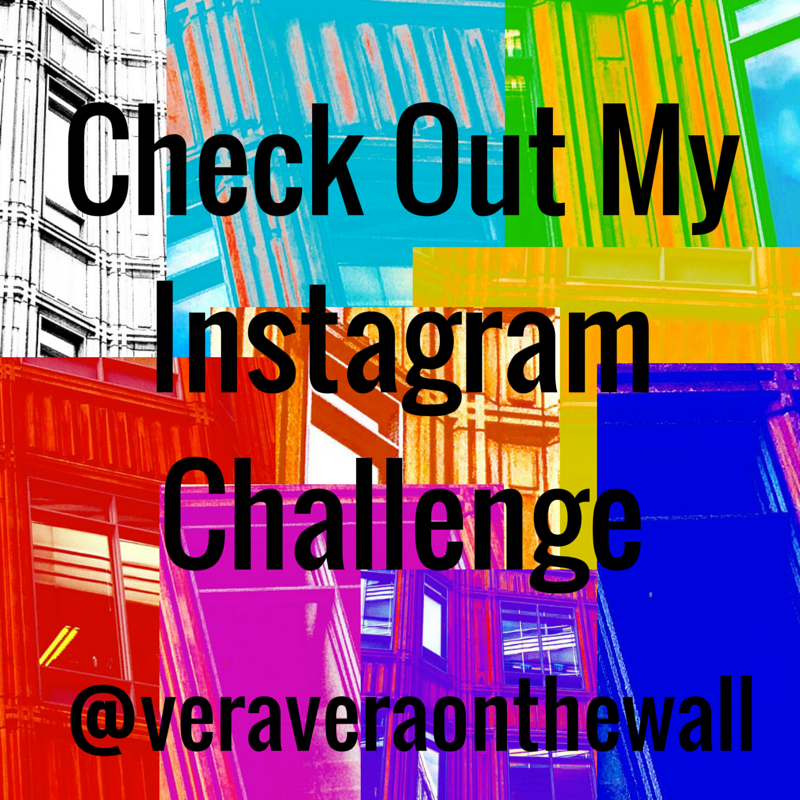 Instagram - Vera Vera On The Wall - photography of art, culture, London, architecture, artwork, travels, colourful textures, inspiration, and more!