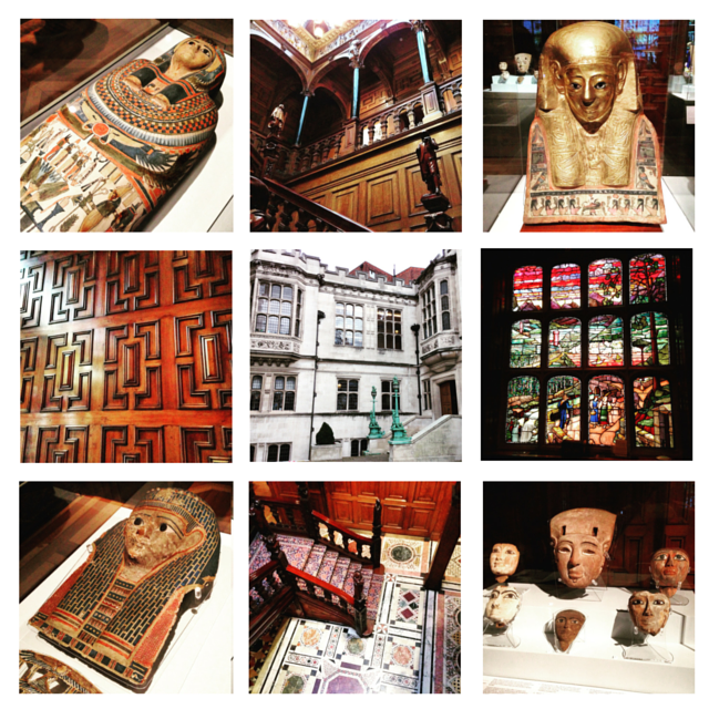 Two Temple Place Vera Blagev Blog - Victorian neo Gothic London Mansion with Egyptian Exhibition