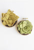 New! Felt Succulent Wall Art - 3 inches