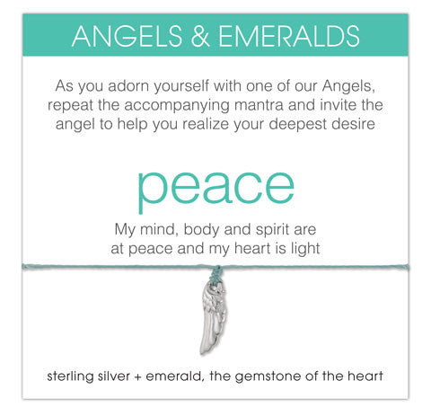 Angel of Peace Bracelet
