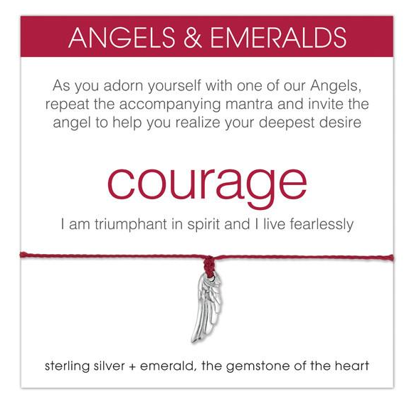 Adjustable Courage Bracelet