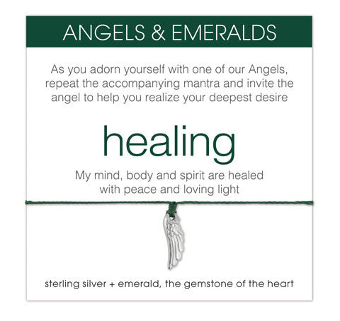 Angel of Healing Bracelet