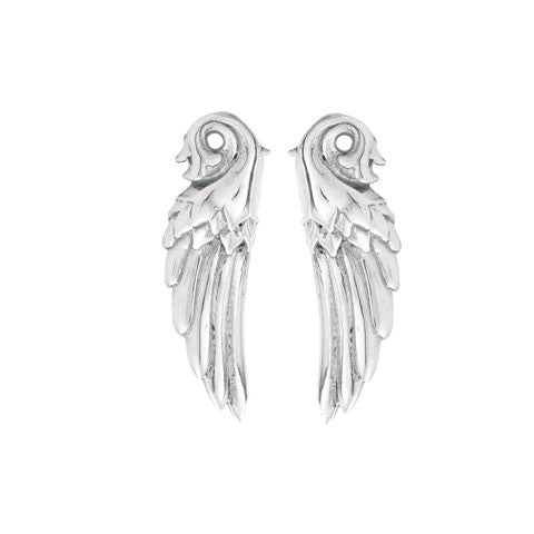 Angel Wing Stud Earring