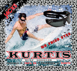 Kurtis Sticker Pack