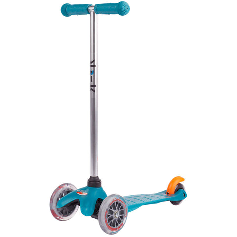 "Mini Micro Scooter ""Mini Kick"" in Aqua"