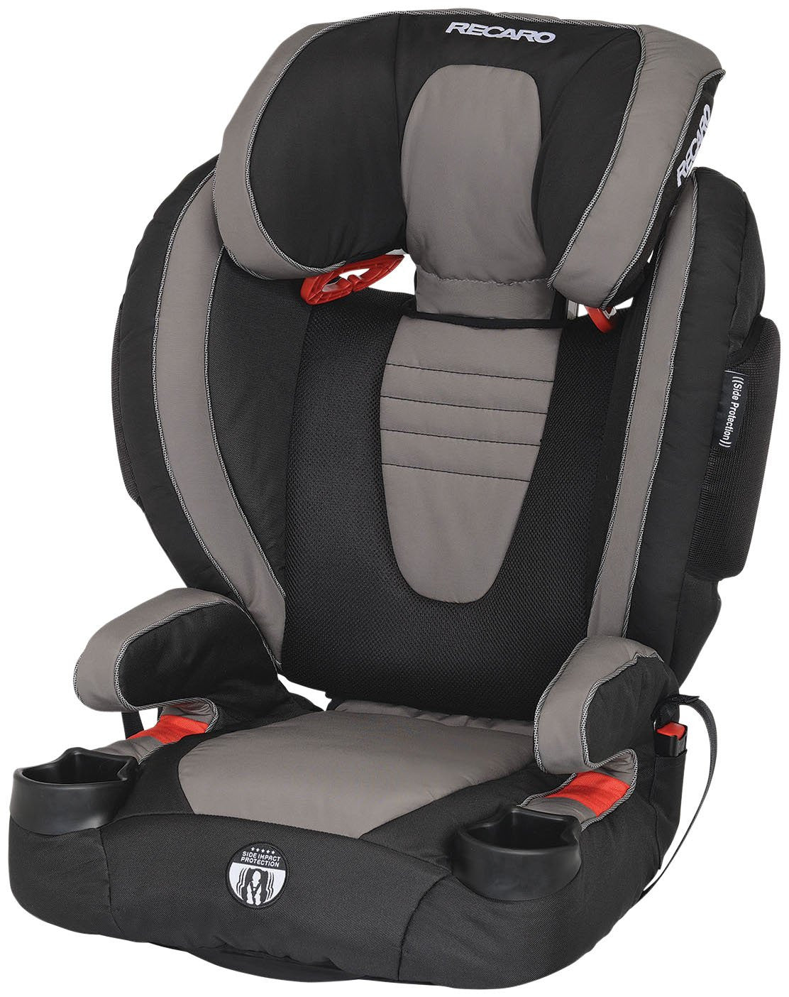 Recaro Booster Seat with Back