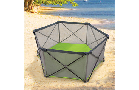 Summer Pop N' Play Portable Playard
