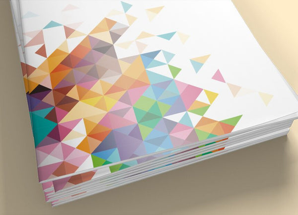 130gsm Silk Booklets - 210mm