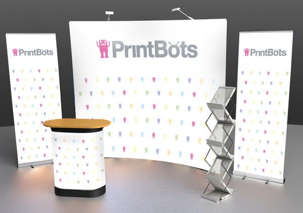 Exhibition Offer - Printbots