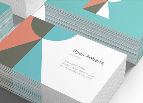600gsm Business Cards - 85mm x 55mm