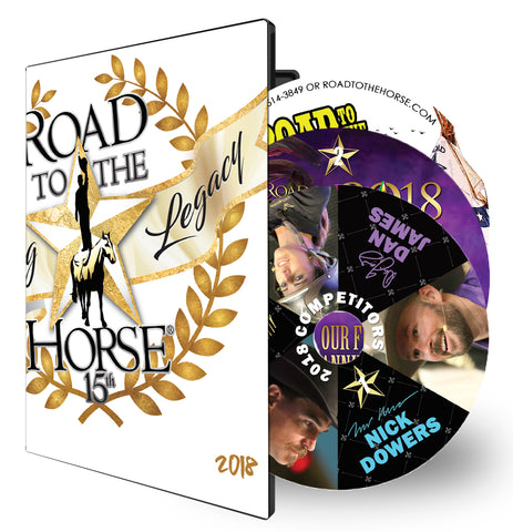 Road to the Horse 2018 Roadies: $85.50