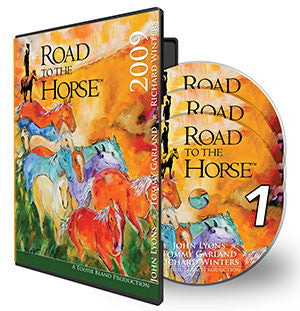 Road To The Horse 2009 DVD - Roadie: $71.95