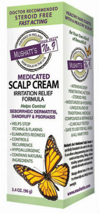 Medicate Scalp Cream