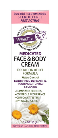 Medicated Face & Body Cream