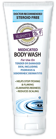 Medicated Body Wash