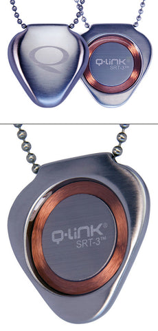 Q-Link Stainless Steel Pendant (NEW)
