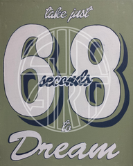 68 Seconds Poster