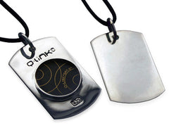 Q-Link Silver Tag (NEW)