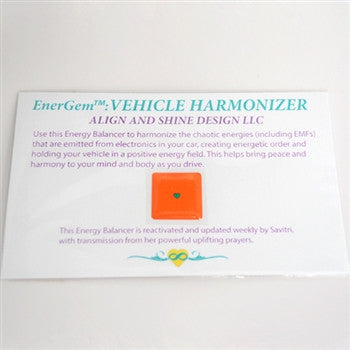 EnerGem - Vehicle Harmonizer