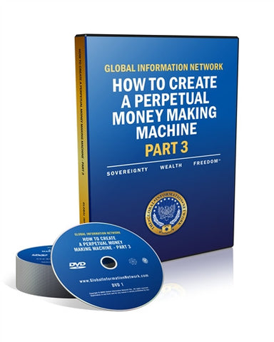 How to Create a Perpetual Money Making Machine: Part 3