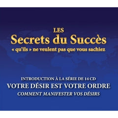 "The Success Secrets ""They"" Don't Want You To Know About - French 10/ Pack"