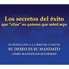 "The Success Secrets ""They"" Don't Want You To Know About - Spanish 10/pack"