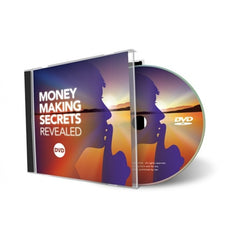 Money Making Secrets Revealed - DVD