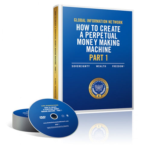 How to Create a Perpetual Money Making Machine: Part 1