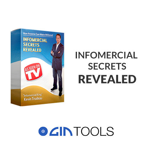 Infomercial Secrets Revealed