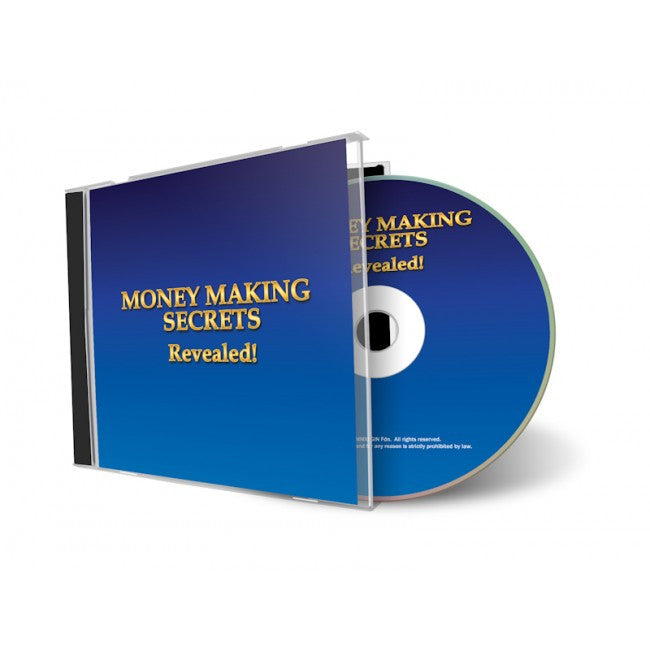Money Making Secrets Revealed - English