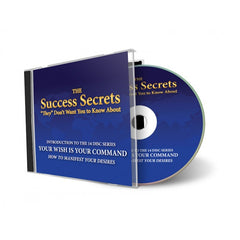 "The Success Secrets ""They"" Don't Want You To Know About - English- 50 Pack"