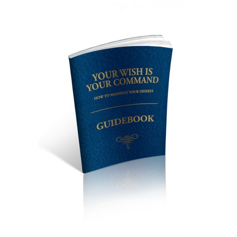 Your Wish Is Your Command Guidebook - English