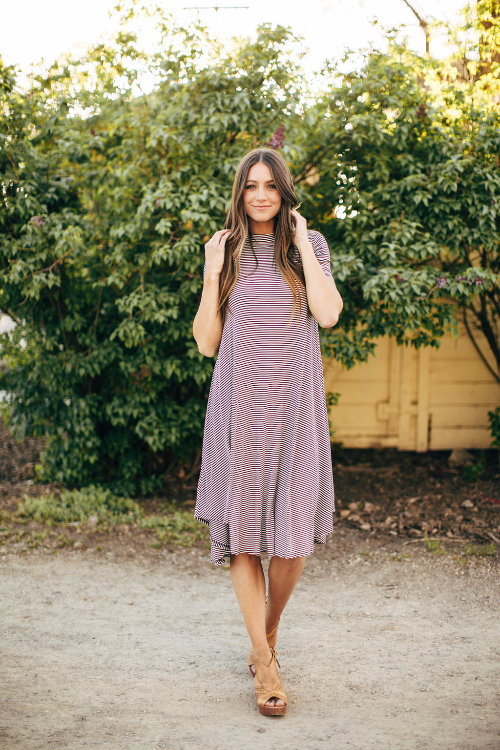 How To: Style the Simple Spring Dress