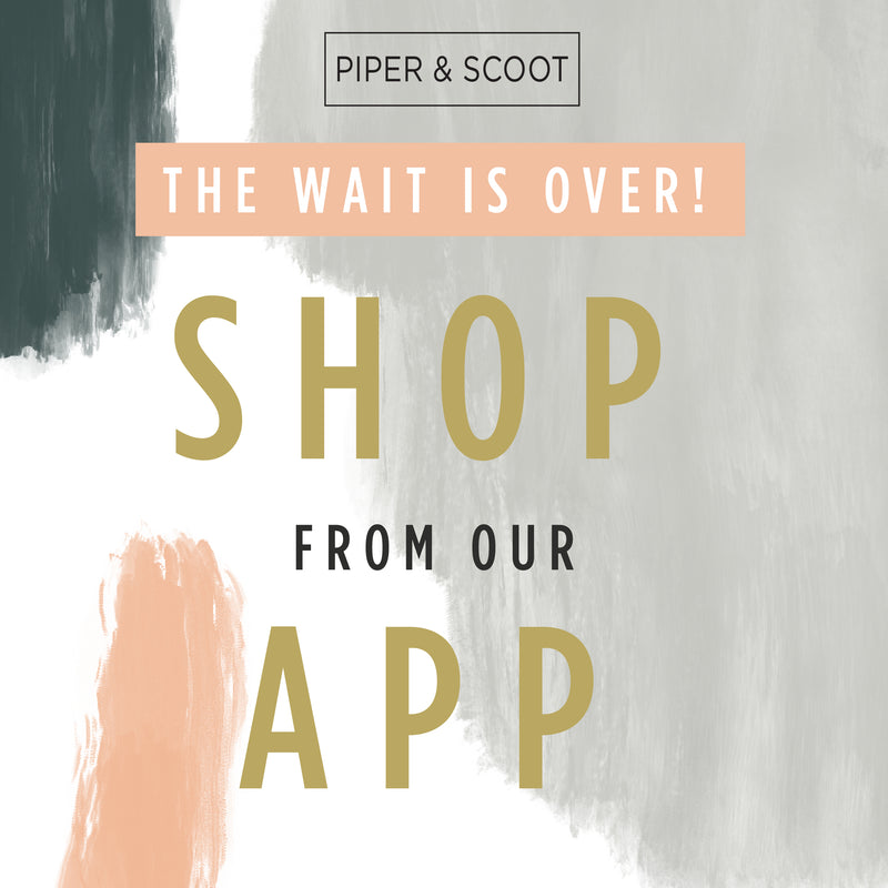 P.S. Introduction: The Piper & Scoot App