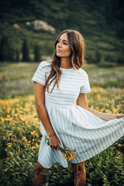 The Striped Festival Dress by Piper & Scoot