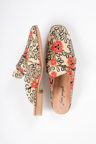 embroidered Clogs from Piper & Scoot