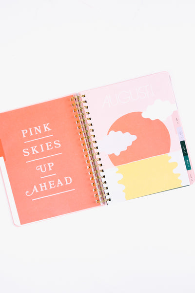 agenda dividers with cute sayings