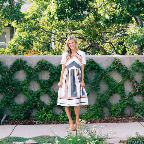 The Eleanor Dress by Piper & Scoot