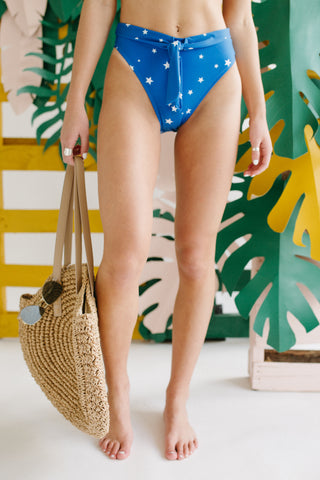 SWIM: Splendid La Paz Highwaist Pant in Multi