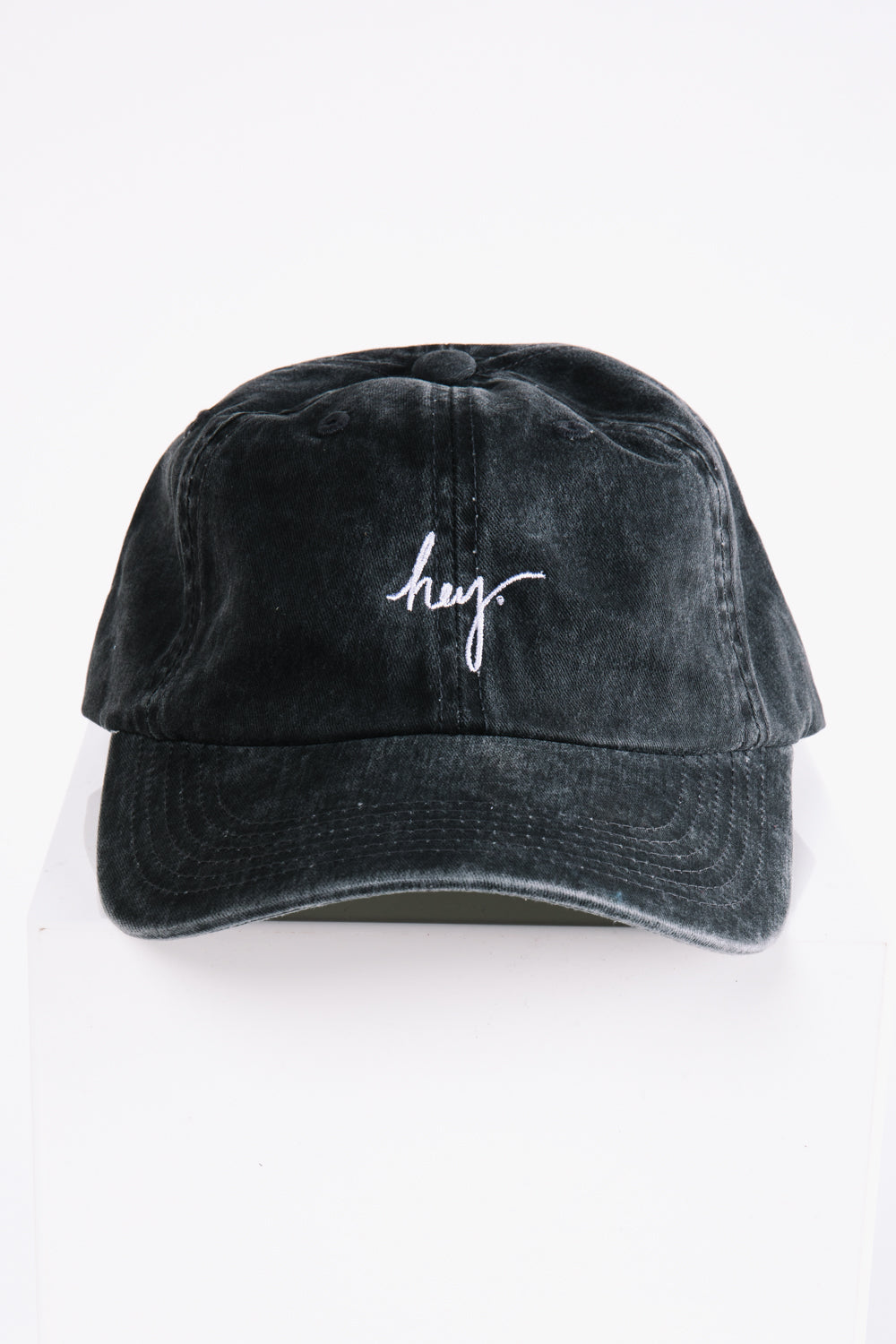 Piper & Scoot: The hey. Cap in Black