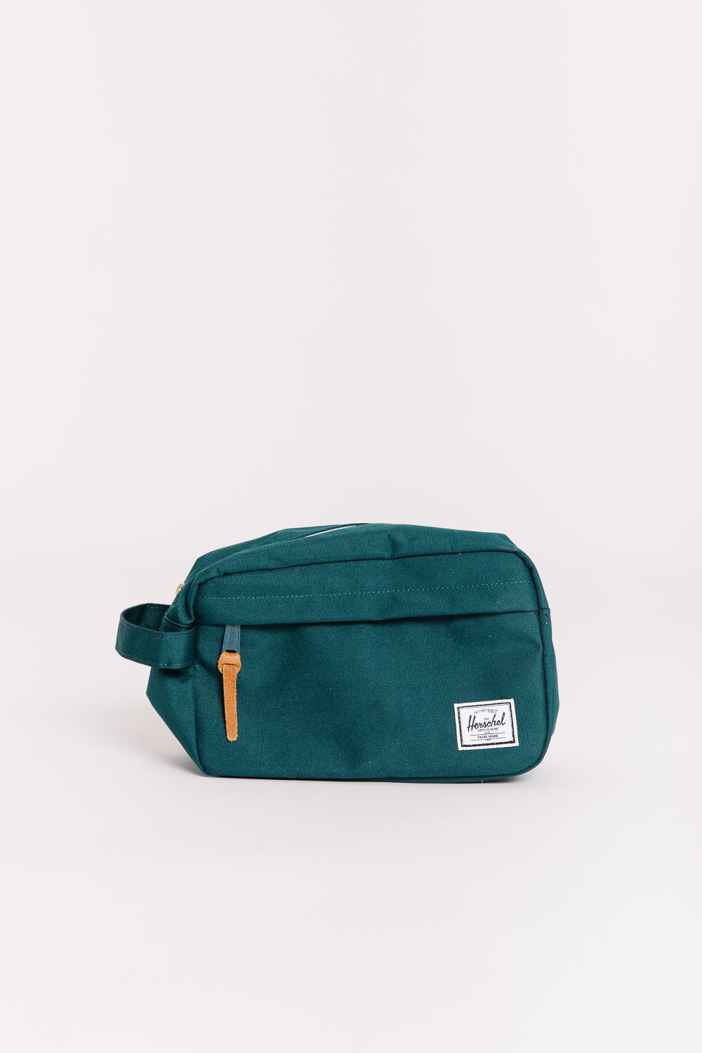 Herschel: Chapter Travel Kit in Poly Deep Teal