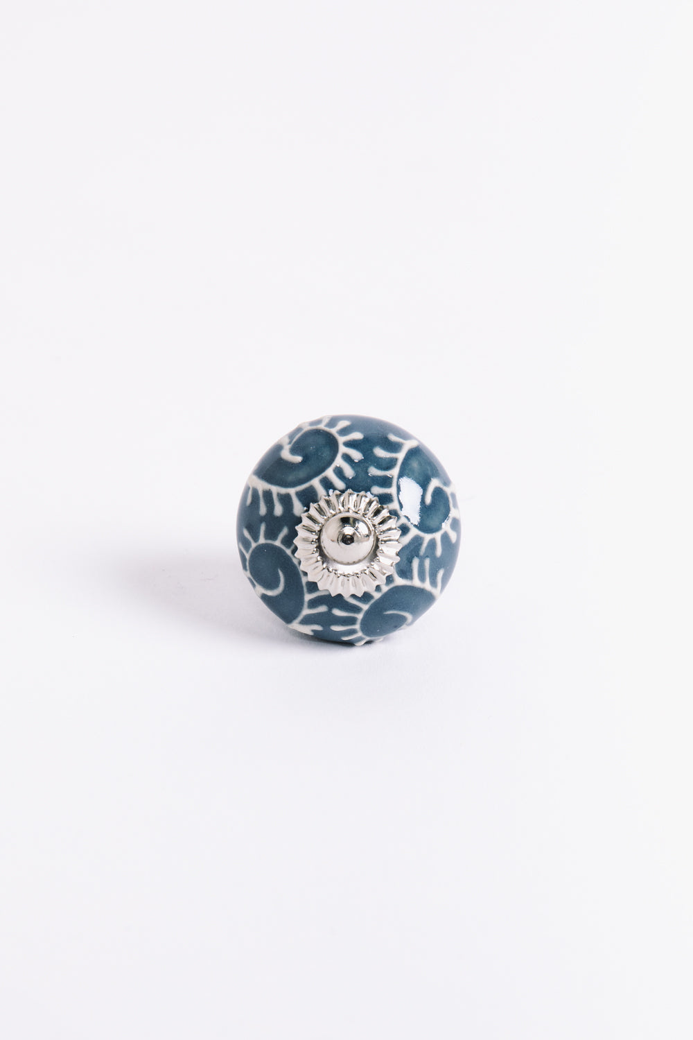 HOME: Cordoba Knob in Blue