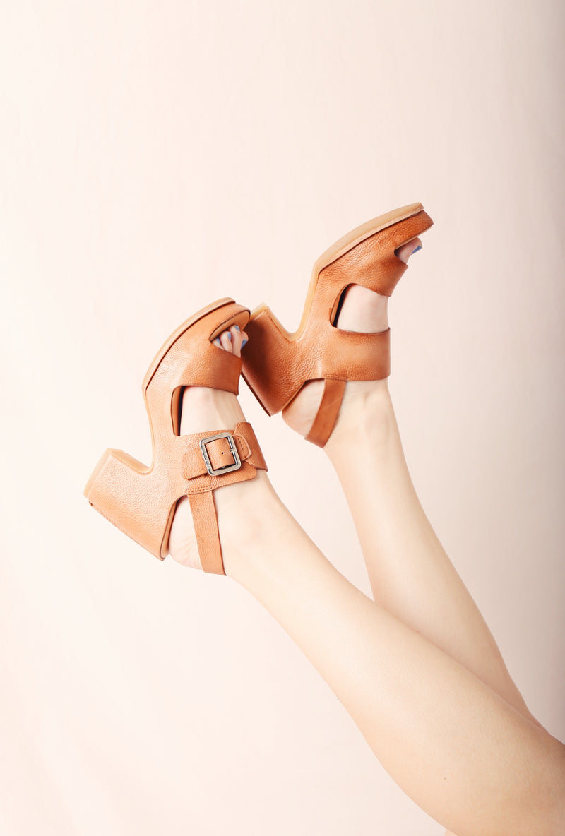 Kork-Ease: San Carlos Sandal in Brown