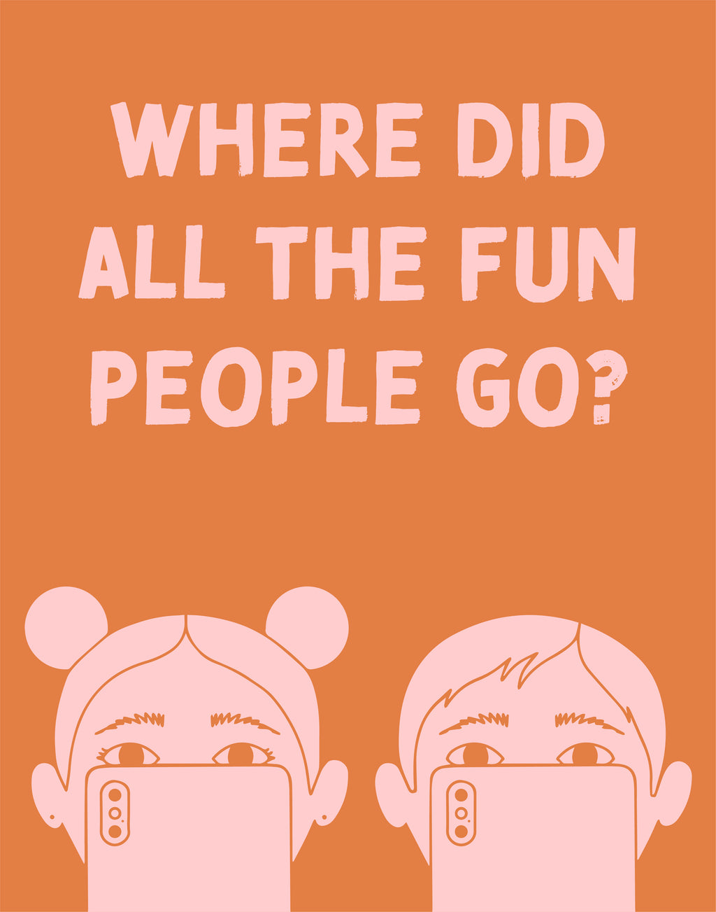 FREE DOWNLOAD: Fun People Prints