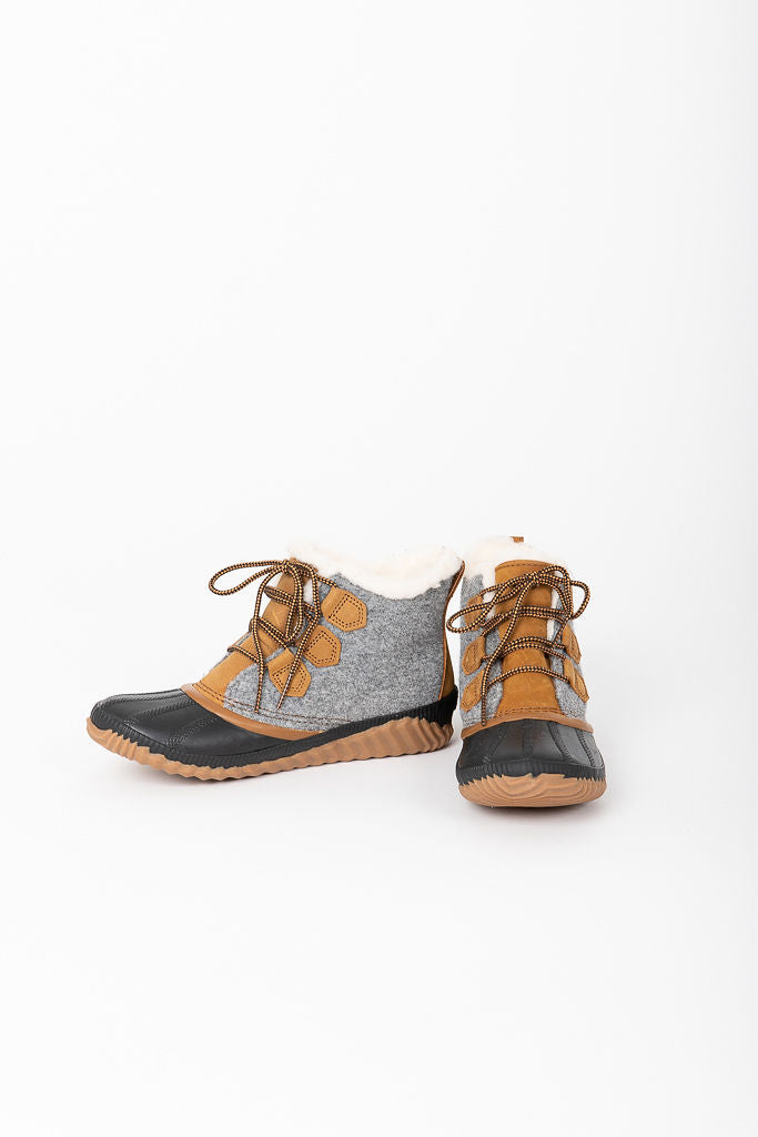 SOREL: Out'N'About Plus Boot in Quarry